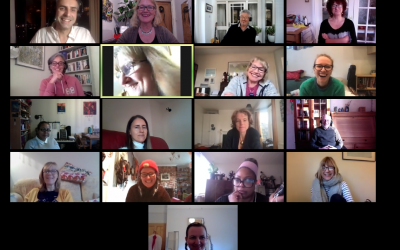 Online workshops – a leap of faith for Dan Whitehouse